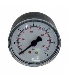 Pressure gauges - Vacuum gauges