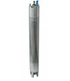 "6"" Rewindable water filled stainless steel AISI 316 and duplex submersible motors"