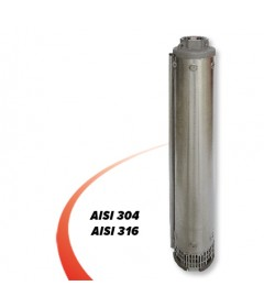 6'' Radial-flow stainless steel AISI 304 and AISI 316 electropumps