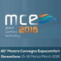 Mistral alla Mostra Convegno Expocomfort 2016