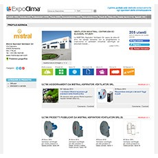 MISTRAL TO EXPOCLIMA