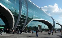Terminal 1 Flughafen Domodedovo