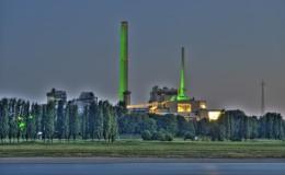 Siemens Lausward Power Plant