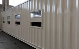 Проект контейнера Ingeteam в Иордании