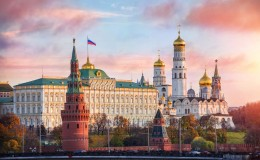 Московский Кремль. ЦОД