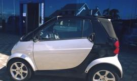 Smart Fortwo cabrio pulse