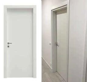 Porta PVC / Legno laminatino