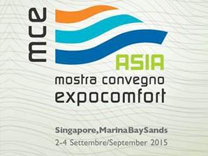 MCE Grupo Galletti en Asia en 2015