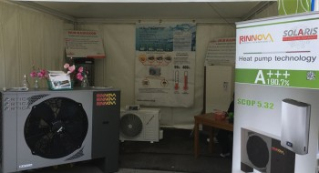 «Rinnova» i tuoi impianti: Rinnova al festival dell'ambiente di Bergamo con la Cooperativa Solaris