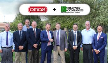 Bratney Companies partner di Omas Industries per impianti e soluzioni all'avanguardia nel settore molitorio
