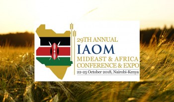 IAOM Mideast & Africa Conference & Expo: la tecnología de Omas vuela hasta Nairobi