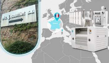 Omas Industries è orgogliosa di annunciare ufficialmente l'accordo commerciale con il colosso europeo Moulins Soufflet