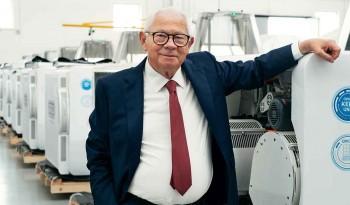 Adriano Nalon, fondatore di Omas Industries, si racconta: ecco com'è nata la nostra grande azienda