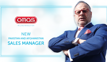 Mehrtash Ghaziani is the new Omas Industries regional sales manager for Pakistan and Afghanistan countries