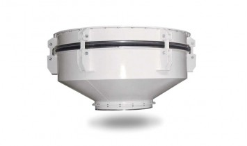 Vibrating bin dischargers Svevo