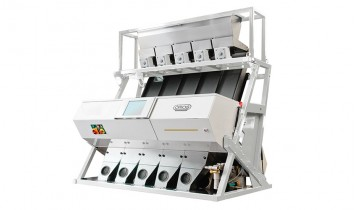 Color sorting machine Seneca