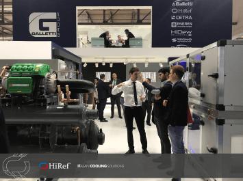 Unglaublicher Erfolg für Galletti Group auf der Fachmesse MCE 2018