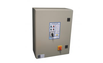 QM1DN - Single Phase Control Panel for 1 Pump