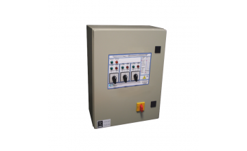 QM3DN - Single Phase Control Panel for 3 Pumps