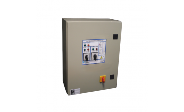 SM2DN - Single Phase Control Panels for 2 Pumps, with mechanical exchanger