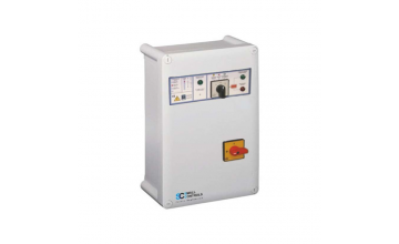 QM1DN - Single Phase Control Panels for 1 Pump, Plastic Enclosure