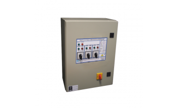 TRIPHASE CONTROL PANELS AND PROTECTIONS 400V