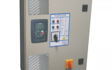 ELECTRONIC CONTROL PANELS FOR ELECTRIC PUMPS AND ENGINES