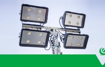 Illuminazione a LED: i vantaggi rispetto alla tecnologia a ioduri
