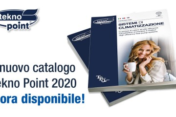New Tekno Point catalogue 2020