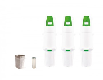 Centrali - serie green