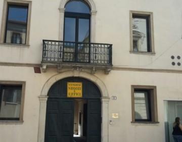 Palazzo storico a Rovigo