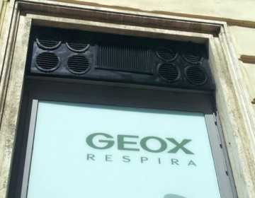 GEOX Rome Store
