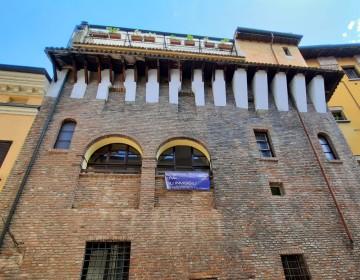 Mantova - Palazzo delle Carceri - Elfo