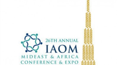 26TH ANNUAL Iaom middle east & africa 2015, omas srl a Dubai
