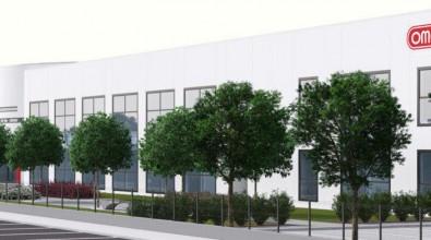 Pronta in poche settimane, Omas aprirà le porte della nuovissima sede aziendale di 11.000 mq