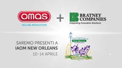 Omas alla conferenza annuale IAOM New Orleans 2017