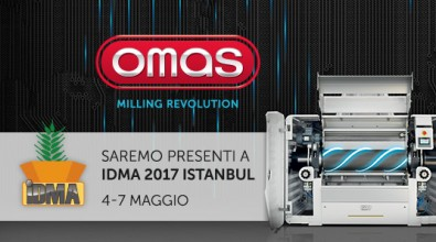 The Leonardo roller mill at the IDMA Fair 2017