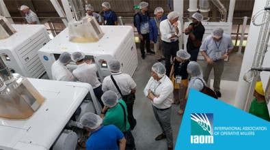 The Mill Tour organized by Omas for the IAOM Southeast & Asia Conference has been a great success