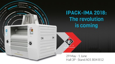 OMAS in the spotlight at IPACK-IMA, the most important trade fair for food and non food packaging processes