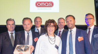 "Omas Steel Division ""Best Suppliers"" at the sixth ""Electrolux Awards"""