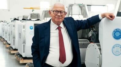 Adriano Nalon, fundador de Omas Industries, cuenta su historia: así nació nuestra gran compañía