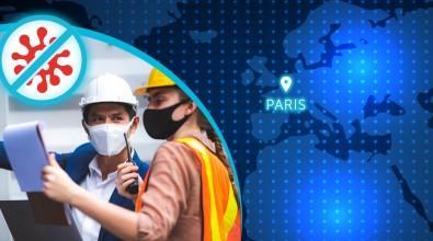 Il COVID-19 non ferma l'installazione del più grande impianto molitorio di Parigi