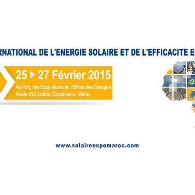 Rinnova a Solaire expo in Marocco