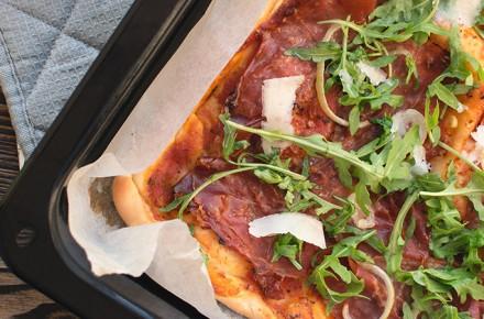 pizza in teglia e pinsa romana con coadiuvante enzimatico 3D enzymes