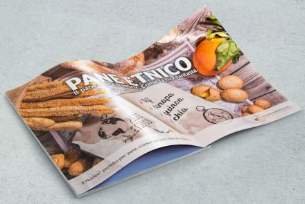 il panificatore - redazionale e pagina pubblicitaria (gennaio 2017)