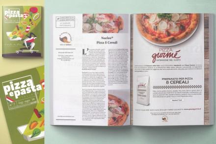 PIZZA E PASTA ITALIANA - REDAZIONALE PIZZA GURMÈ (LUGLIO 2018)