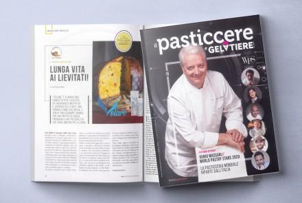 """""""Il Pasticcere"""" magazine – article (October 2020)"""