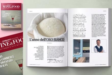 Pambianco magazine - article (april 2021)