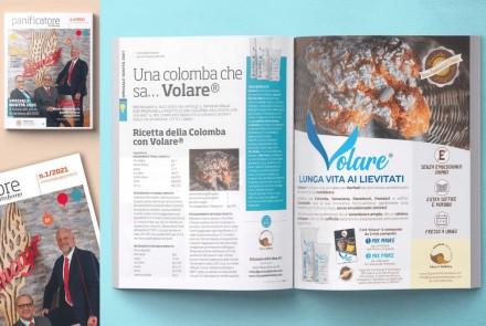 """""""IL PANIFICATORE ITALIANO"""" MAGAZINE – ARTICLE (JANUARY 2021)"""