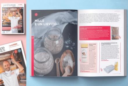 """IL PANIFICATORE ITALIANO"" MAGAZINE – ARTICLE (MAY 2021)"